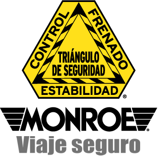 MONROE SHOCKS & STRUTS: SAFETY TRIANGLE™